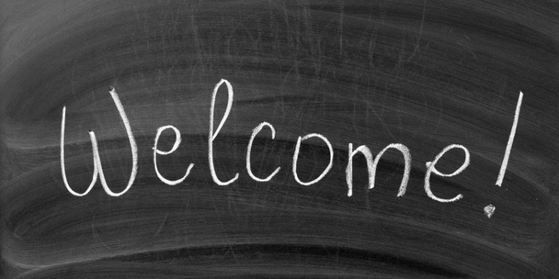 welcome blackboard 1